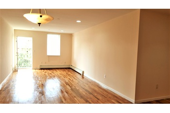 **NO FEE**  SIZE MATTERS!  MASSIVE 2BR WITH A PRIVATE BALCONY IN A MODERN ELEVATOR BUILDING.